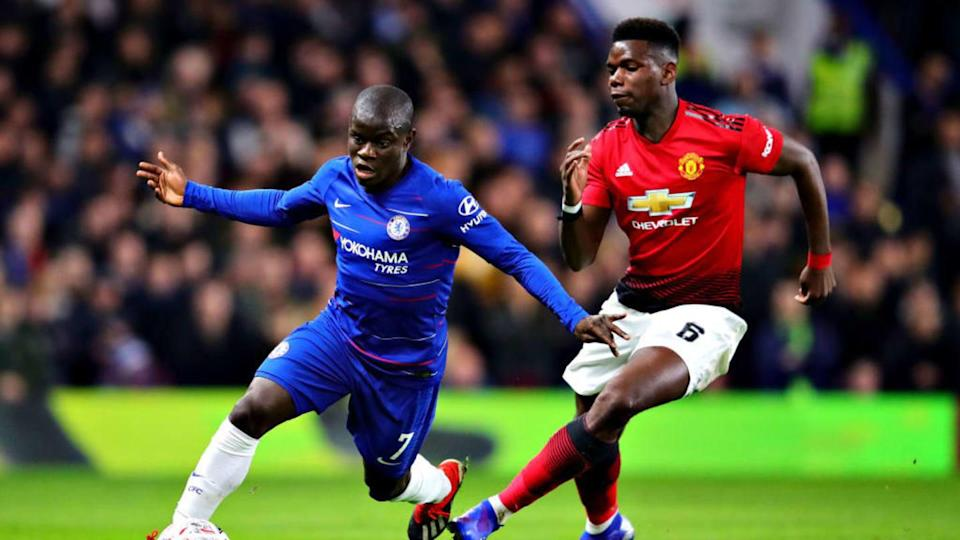 Chelsea v Manchester United - FA Cup Fifth Round | Chris Brunskill/Fantasista/Getty Images