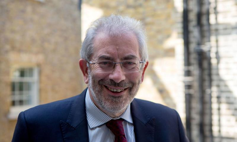 Bob Kerslake, former head of King's College hospital trust