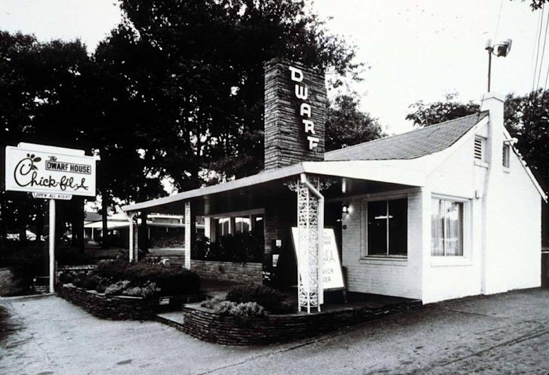 Chick-fil-A first location