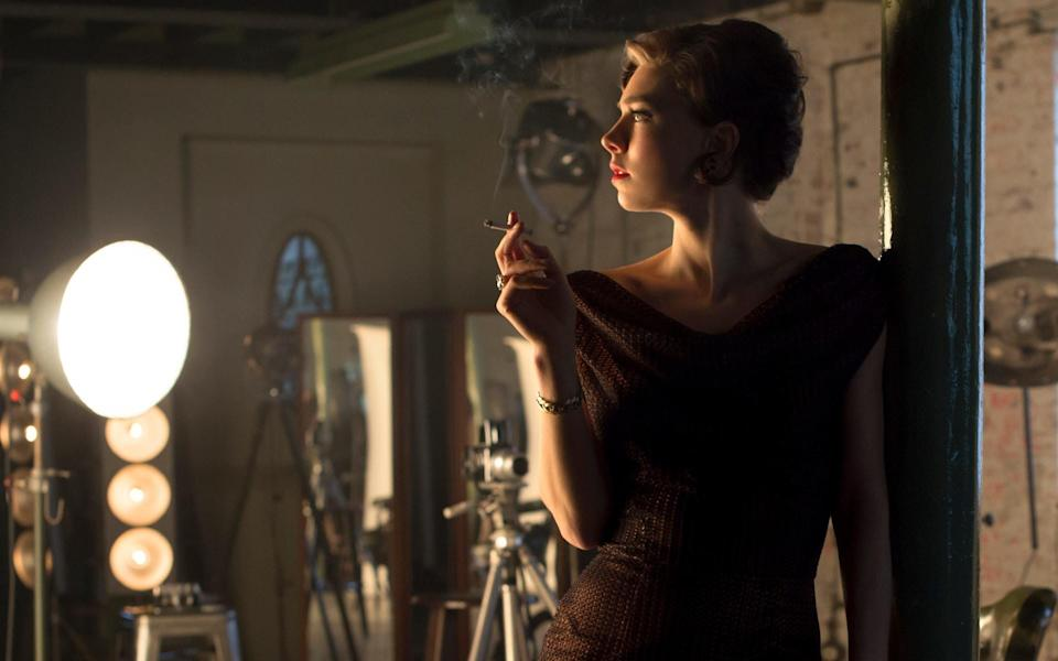 Vanessa Kirby as Princess Margaret in The Crown (Netflix)