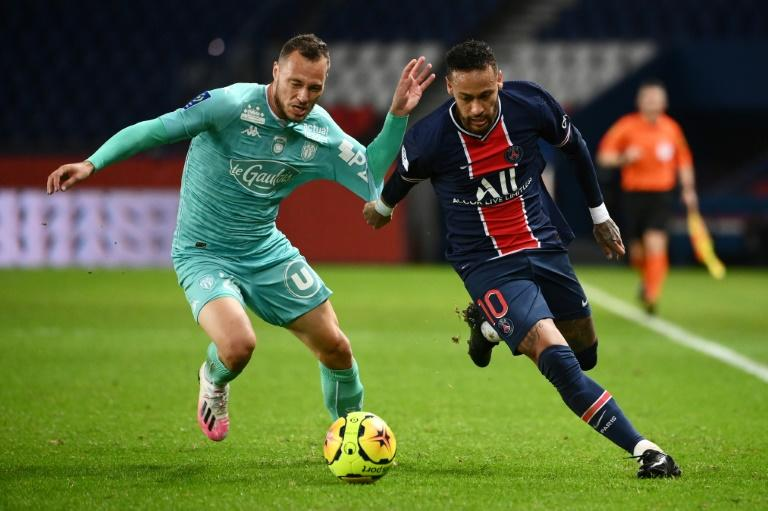 Neymar Bags Brace As Psg Hit Six