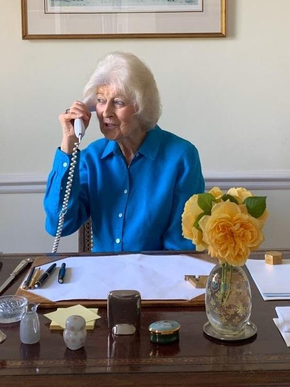 Princess Alexandra thanked nurses in a call for international nurses day. (Royal Family)