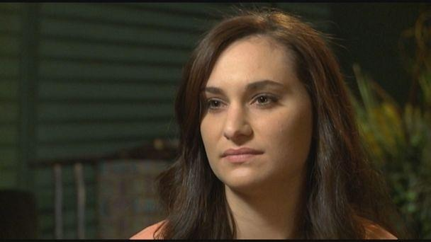 PHOTO: Cherie Mitchell said she and Freeman got into an argument the night Freeman went missing. (ABC)