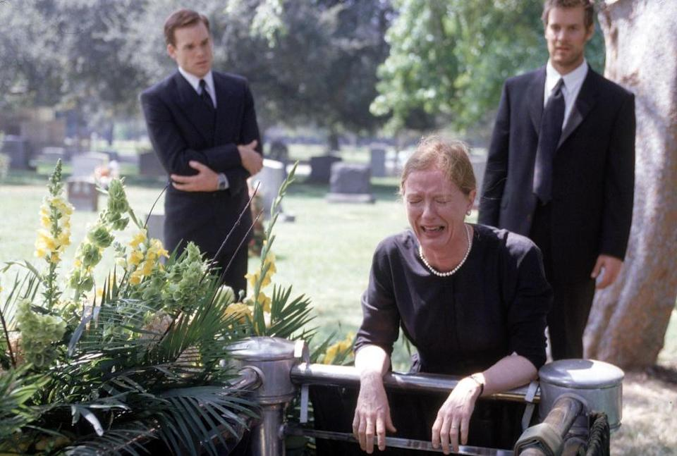 Six Feet Under doesn't insert difficult issues for melodramatic effect; it invests in its characters and their struggles.