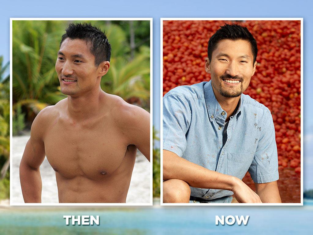 """Yul Kwon, Season 13 (<a>Cook Islands</a>): One of the most popular contestants to ever appear on """"Survivor,"""" Yul was showered with much attention and adoration by the media after his win for his positive portrayal of Asian Americans and his smart gameplay. He was included by People magazine in its """"Sexiest Men Alive"""" and """"Hottest Bachelors"""" editions, and Extra TV declared him one of its """"Most Eligible Bachelors."""" In the years following his appearance on the show, Yul acted as a special correspondent for CNN on a show about the Asian American community, worked for the FCC, and recently hosted a new television series on PBS called """"America Revealed."""" He proposed to his girlfriend, Sophie Tan, in 2008 and married her in 2009 in a ceremony that was televised on the TV Guide channel. They had a baby in 2010. Yul campaigned for President Obama and has not ruled out a run for political office in the future."""