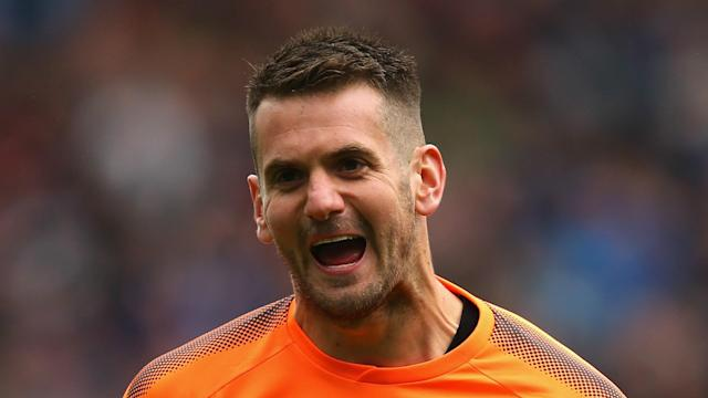 Burnley have a realistic chance of qualifying for Europe for the first time in more than 50 years, says club captain Tom Heaton.