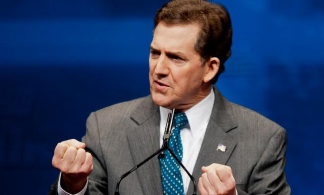 "Jim DeMint says ""amnesty"" will cost the American tax payer trillions of dollars."