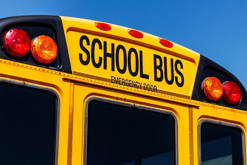 Here's Why School Buses Are Always Yellow