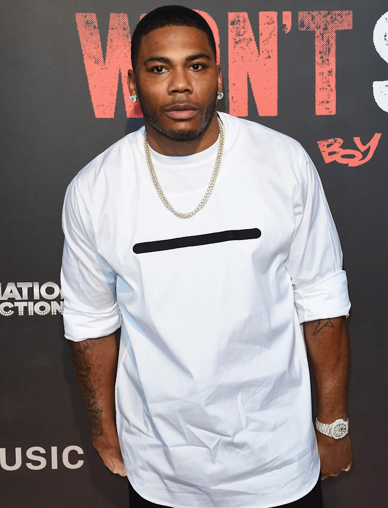 Nelly Speaks Out About  False Allegations  Made in New Sexual Assault  Lawsuit Filed Against Him 9edf55d693f7f