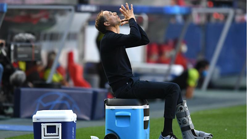 Tuchel: Imagine what I could have done celebrating with two legs!