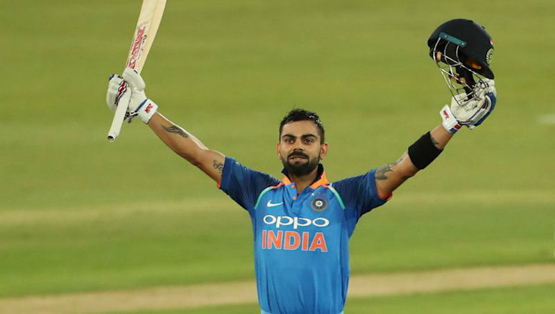 Virat Kohli Could Break Sachin Tendulkar's Record During India vs West Indies ODI Series