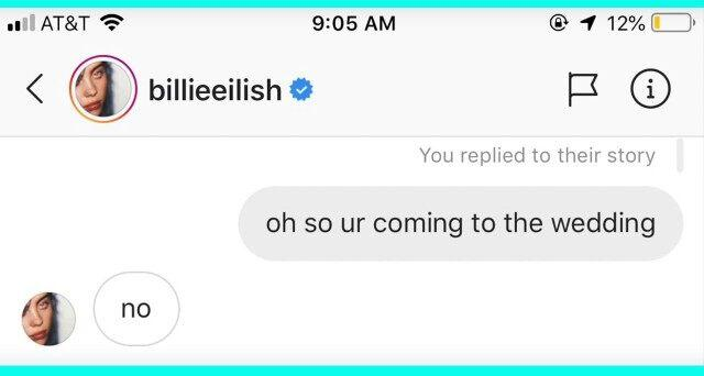Tana Mongeau Responds to Billie Eilish Unfollowing Her With