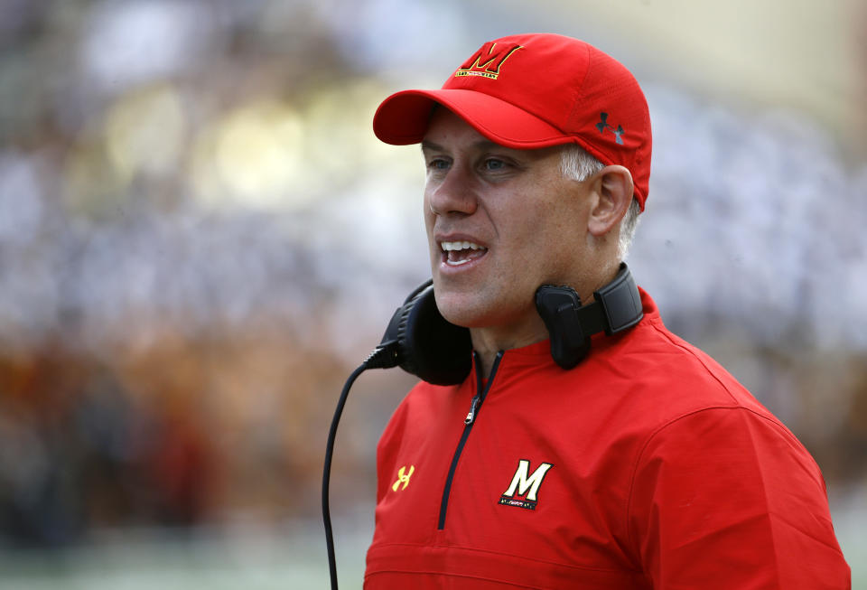 The University System of Maryland's board of regents announced Tuesday their recommendation that Durkin retain his job. (AP Photo/Patrick Semansky, File)