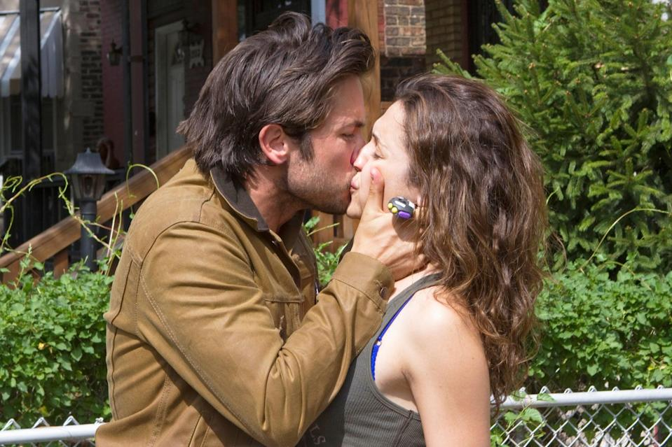 """<p>Starring the beautiful Emmy Rossum and strangely sexy William H. Macy, this incredibly raunchy and hilarious series follows a woman attempting to keep her life, her relationships, and her five younger siblings together in the South Side of Chicago, while her bumbling alcoholic father continuously wreaks havoc on them all. </p> <p><a href=""""http://www.netflix.com/title/70184207"""" class=""""link rapid-noclick-resp"""" rel=""""nofollow noopener"""" target=""""_blank"""" data-ylk=""""slk:Watch Shameless on Netflix now"""">Watch <strong>Shameless</strong> on Netflix now</a>. </p>"""