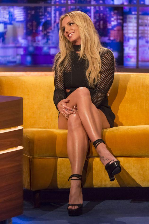 Britney Spears pictured in 2016 (Photo: Brian J Ritchie/Hot Sauce/Shutterstock)