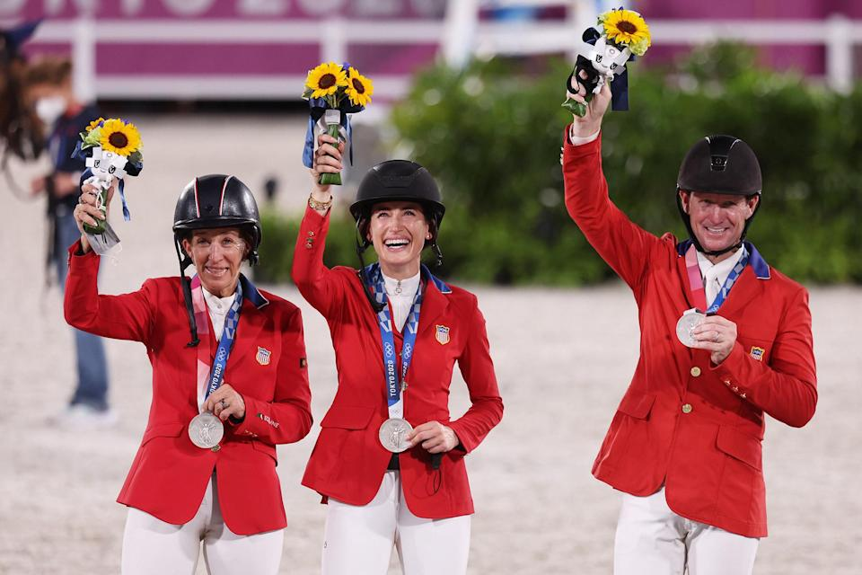 <p>Biography: Jessica Springsteen, Laura Kraut and McLain Ward</p>