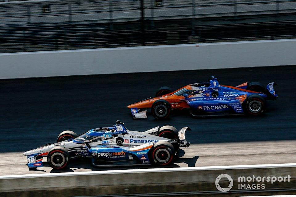 "Indy 500: P2 - 84 Punkte Vorsprung (Newgarden)<span class=""copyright"">Barry Cantrell / Motorsport Images</span>"