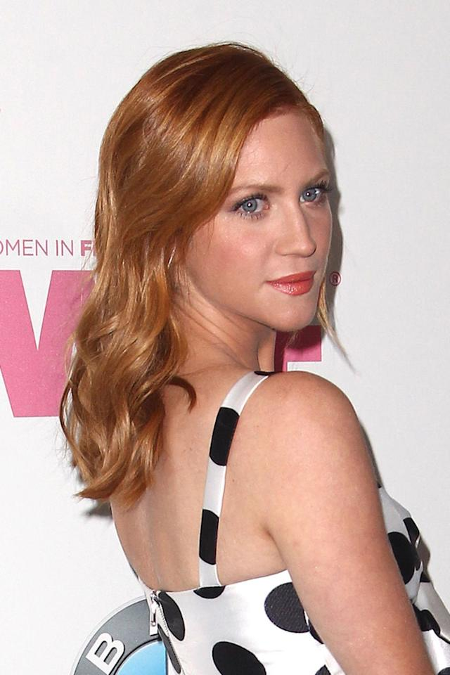 "<p>It should come as no surprise that coppery reds - in hues just like the changing foliage - are in for fall, says Nikki Lee, a celebrity hairstylist and owner of Los Angeles hotspot salon Nine Zero <span>One. Brittany Snow's rich fiery hue fits the bill. To get her look for less, Lee recommends a box of Garnier Nutrisse ($7.99, <a rel=""nofollow"" href=""http://www.garnierusa.com/products/haircolor/nutrisse/"">garnierusa.com</a>) for their ""wide array of copper tones"" worth trying. <span></span></span></p><p><span><strong>RELATED: <a rel=""nofollow"" href=""http://www.redbookmag.comhttp://www.redbookmag.com/beauty/makeup-skincare/advice/g263/fall-makeup-trends/"">These Are the Biggest Makeup Trends for Fall 2017</a><a rel=""nofollow""></a></strong><br></span></p>"