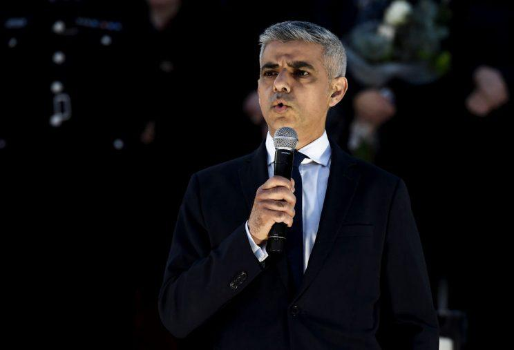 London Mayor Sadiq Khan has said the general election should go ahead on Thursday