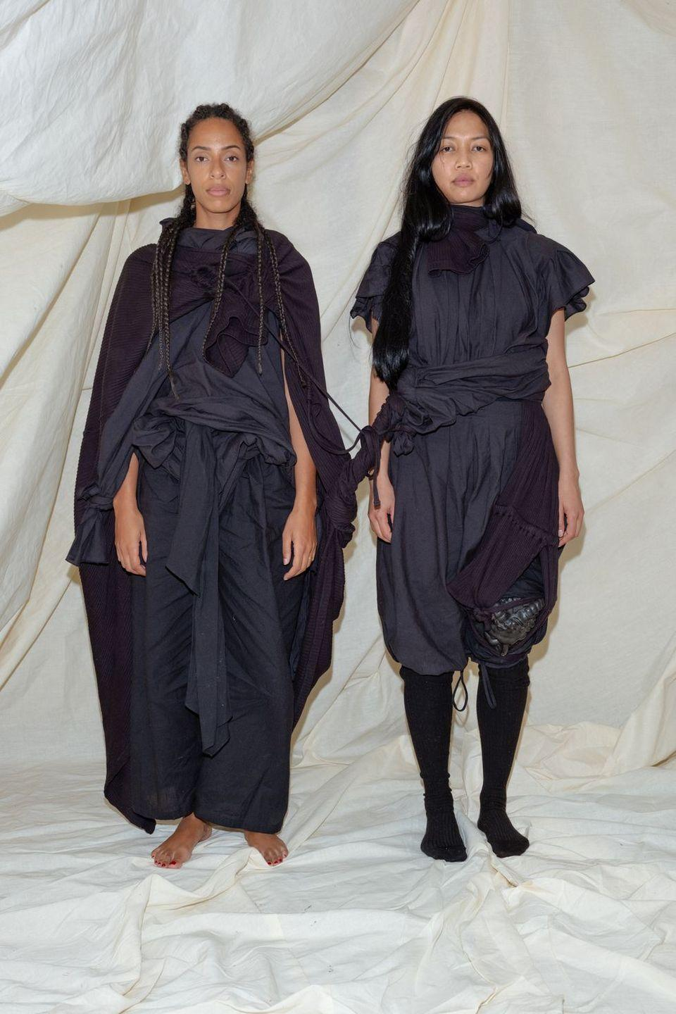 """<p>For those seeking stylish and sustainable basics such as underwear, swimwear and loungewear then Baserange is what you are looking for.</p><p>'It has always been a part of our brand design to ensure that our impact on the environment is as minimal as possible.' Baserange's co-founder Blandine de Verdelhan told ELLE UK .</p><p>'We only use natural fibres including organic cotton, bamboo, wool or linen - all of which are biodegradable - and for items such as our swimwear which may require the use of synthetics, we choose to work with recycled PA or PE. We also develop products using left over fabric, as a means to reduce waste.'</p><p>'It isn't just our environmental impact that we consider; the health and wellbeing of our workers and customers is also really important to us. We produce our garments in Europe, close to our warehouse, with family-run factories with good working conditions. Our community is what drives us and we very much look upon them as family.'</p><p><a class=""""link rapid-noclick-resp"""" href=""""https://www.baserange.net/"""" rel=""""nofollow noopener"""" target=""""_blank"""" data-ylk=""""slk:SHOP BASERANGE NOW"""">SHOP BASERANGE NOW</a><br></p>"""