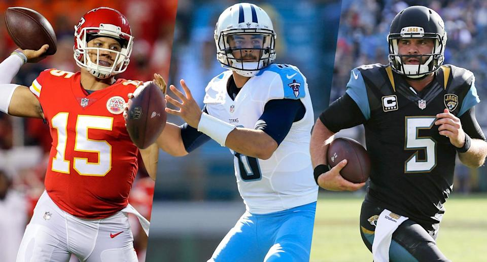 Quarterback should provide plenty of value if you're willing to wait to address the position in fantasy drafts.