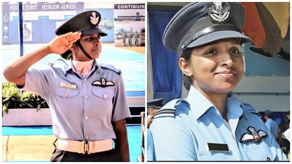 Flight Lieutenant Shivangi Singh. Picture courtesy: Oneindia