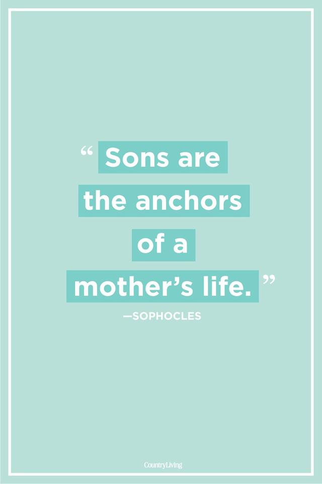 20 Quotes That Explain A Mother S Love For Her Son