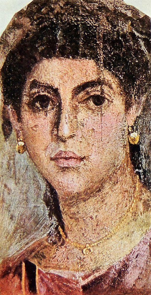 <p>The Romans view of beauty marks had a darker connotation. Formerly enslaved Romans would use faux moles to conceal their scars, caused by the abuse they endured during their time in bondage.</p>