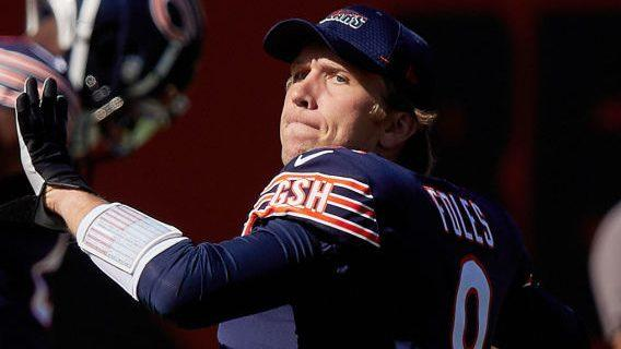 NFL moves Colts-Bears kickoff to 4:25 p.m. ET