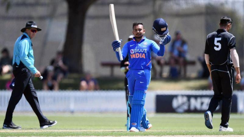 Prithvi Shaw could replace Rohit Sharma at the top of the order