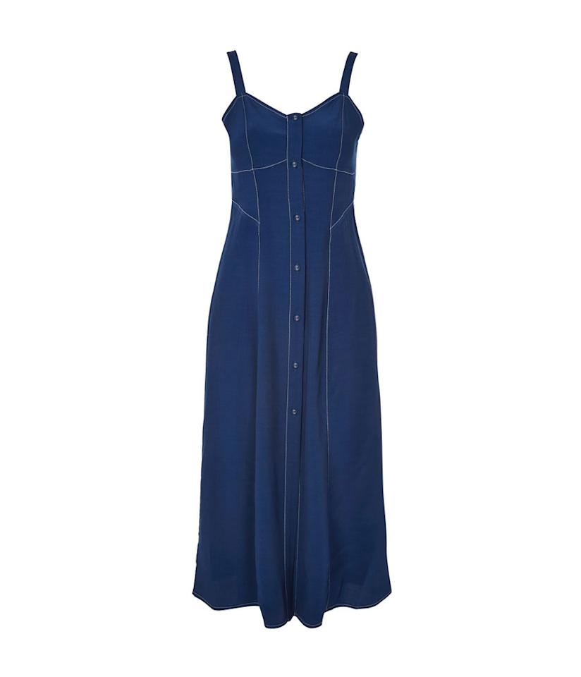 "<p>Topstitch Corset Midi Dress, $80, <a rel=""nofollow"" href=""https://ec.yimg.com/ec?url=http%3a%2f%2fus.topshop.com%2fen%2ftsus%2fproduct%2fclothing-70483%2fdresses-70497%2ftopstitch-corset-midi-dress-6741432%3fbi%3d20%26amp%3bps%3d20%26quot%3b%26gt%3btopshop.com%26lt%3b%2fa%26gt%3b&t=1524805594&sig=_Cue4py9GmIUjjjeeHWWpQ--~D </p>"