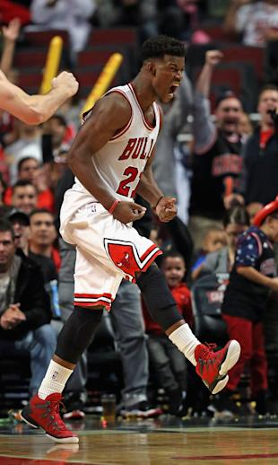 Jimmy Butler s season is off to a rockier-than-expected start. (Jonathan 250fe53e9