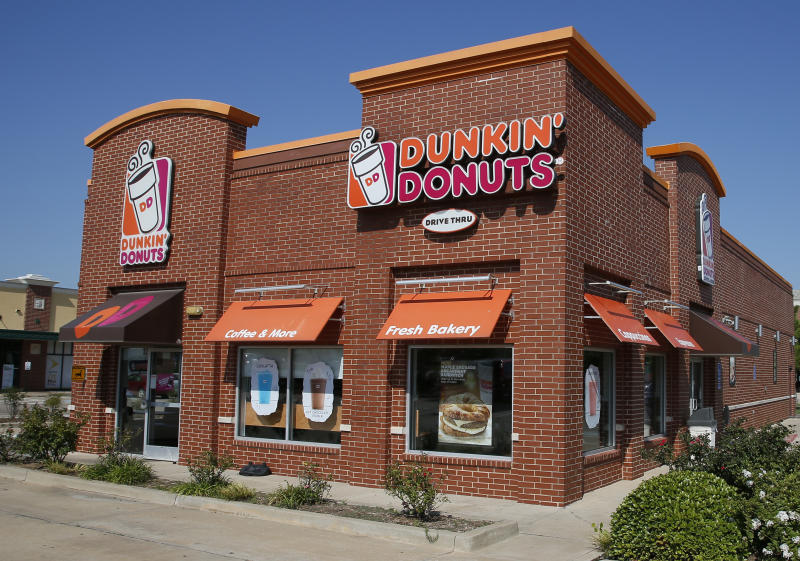 Dunkin' without the 'Donuts'? Maybe in the name
