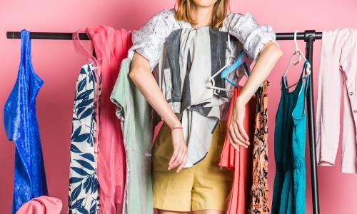 Sustainable fashion: how to turn your unwanted gems into someone else's charity shop finds
