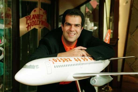 Sir Stelios launches Fastjet to rival Easyjet