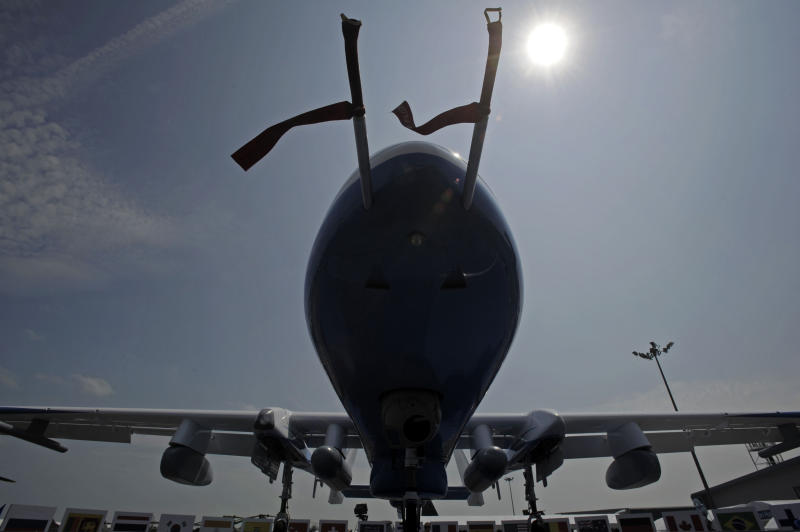 Curbs shut US drone makers out of export markets