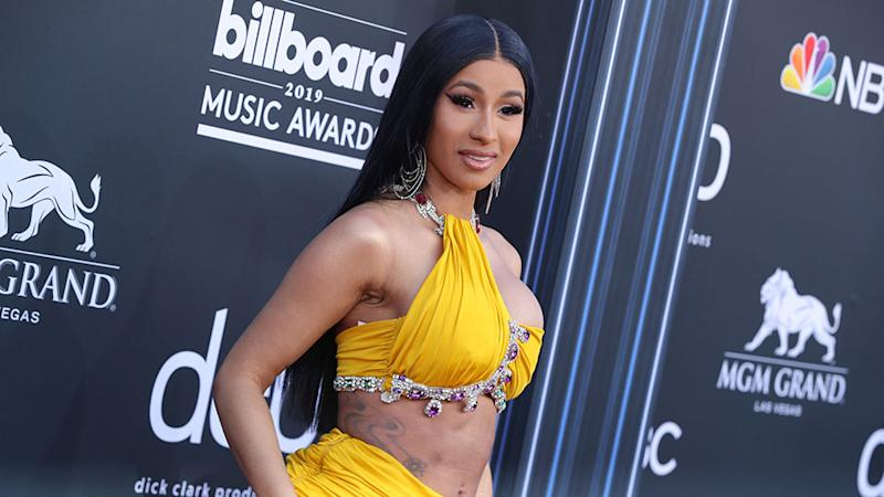 Um…We Need To Talk About Cardi B's New 'Offset' Tattoo