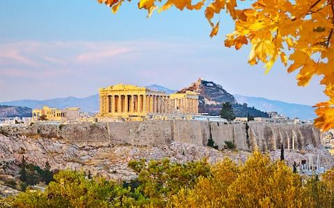 The magic of the Parthenon awaits - Credit: getty