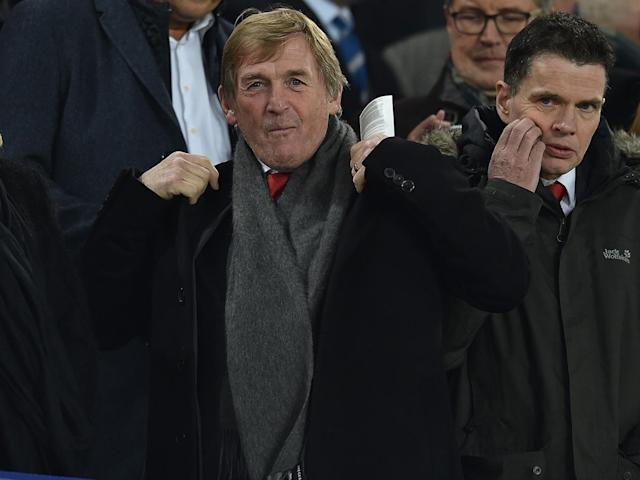 Kenny Dalglish will be honoured by Liverpool by having the Centenary Stand named after him (Getty)