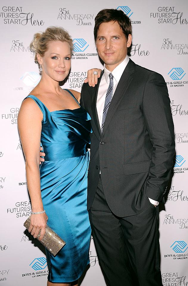 "<p class=""MsoNoSpacing"">What a difference a few years make! In November 2008, Jennie Garth told <em>OK! magazine</em> that she planned to stick by her husband, ""Twilight"" actor Peter Facinelli, through thick and thin, despite the temptations. ""In this industry, there's always going to be someone more beautiful out there,"" said the ""90210"" actress. ""It's easy to be tempted. I'm not interested in taking the easy way out. Divorce is not an option for us. I want to be with my family."" But a little more than three years later, that family has split. The couple announced on March 13 they were separating after 11 years of marriage and three daughters – amid reports he cheated. ""There are rumors out there which are completely untrue and hurtful to our family,"" the pair said in a joint statement. ""We just want to make it very clear – there are no third parties involved.""</p>"