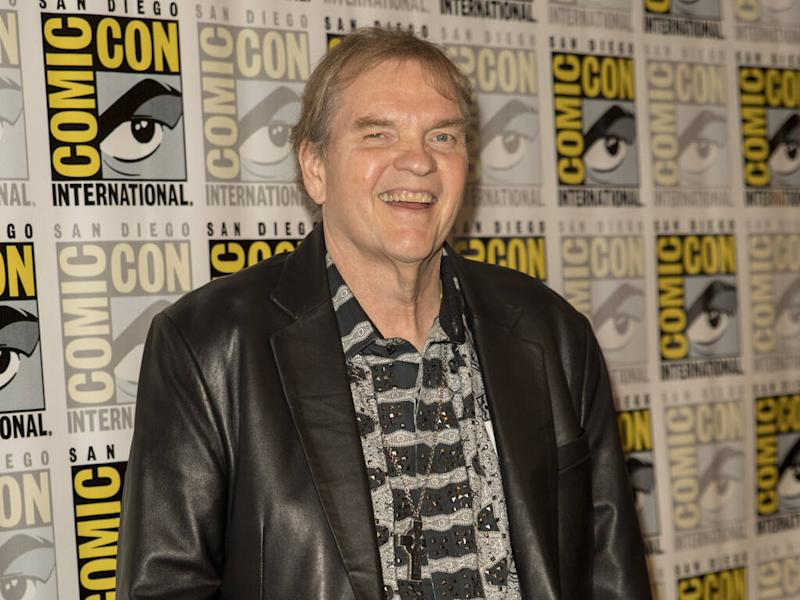Meat Loaf suing over stage fall
