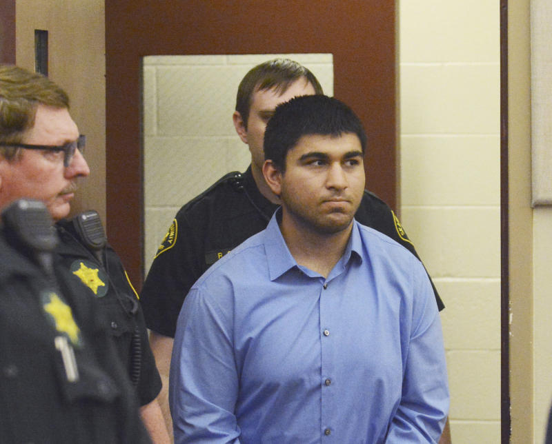 Accused Washington State Mall Shooter Found Dead In Jail