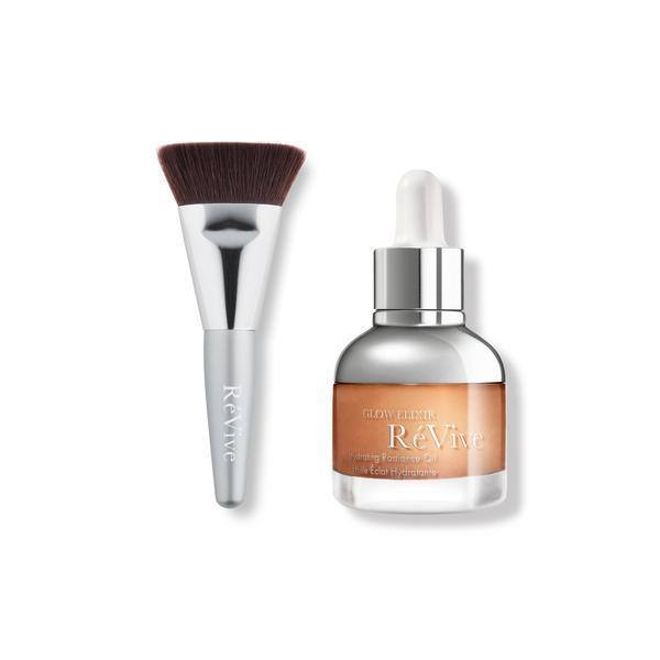 """<h2>ReVive Glow Elixir</h2><br>This serum is spendy, but consider its multiple uses: Mom can buff a few drops over the high points of her face for targeted radiance, or mix some in with her favorite moisturizer for an all-over sheen. <br><br><strong>ReVive</strong> Glow Elixir, $, available at <a href=""""https://go.skimresources.com/?id=30283X879131&url=https%3A%2F%2Freviveskincare.com%2Fcollections%2Fnew-arrivals%2Fproducts%2Fglow-elixir-hydrating-radiance-oil"""" rel=""""nofollow noopener"""" target=""""_blank"""" data-ylk=""""slk:ReVive Skincare"""" class=""""link rapid-noclick-resp"""">ReVive Skincare</a>"""