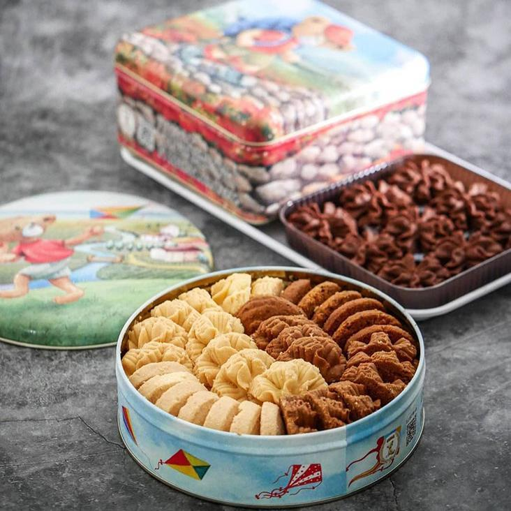 You can pre-order the two mix cookies with butter flower and coffee flower cookies from Jenny Bakery Malaysia by Pinz. – Picture courtesy from Jenny Bakery Malaysia Facebook page