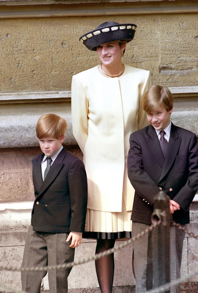 """The Duke of Cambridge and Prince Harry have spoken of their enduring regret over their last conversation with their mother, disclosing they had been desperate to rush off the telephone and get back to playing instead. The Duke and Prince, who were 15 and 12 when Diana, Princess of Wales, died in a car crash, said they had been busy at Balmoral when she called them, and had no notion that the short phone call would be their last. The conversation, the Duke said, still weighs on his mind """"quite, quite heavily"""", while Prince Harry admitted he would regret it for the rest of his life. The brothers spoke as part of a one-off documentary for television, in which they detail their warm memories of their fun-loving mother. Princes William and Harry reveal Princess Diana's naughty side in new ITV documentary 01:40 In their most extensive and honest television interview to date, the Duke and Prince speak fondly of their childhood with one of the world's most-photographed women, in the hopes of introducing the real her to a new generation. The Duke, who now has two children of his own, discloses how he is keeping his mother's memory alive at home, while the Prince shares the weird and wonderful pranks the """"naughty"""" princess loved to play on her sons. Speaking in an interview due to broadcast on ITV on Monday, the Duke described his last conversation with her, while she was in Paris and he was at Balmoral with his father, the Prince of Wales, and the wider Royal family. All I do remember is probably, you know, regretting for the rest of my life how short the phone call was """"At the time Harry and I were running around minding our own business, you know, playing with our cousins and having a very good time,"""" he said. Prince Harry continued: """"As a kid I never enjoyed speaking to my parents on the phone. """"And we spent far too much time speaking on the phone rather than speaking to each other, because of just the way the situation [the divorce] was. """"And the phone rang and off he [W"""