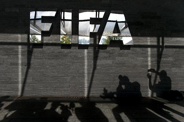 UEFA and a rival to FIFA president Sepp Blatter on Monday attacked football's world governing body over claims that a report on reforms was watered down (AFP Photo/Fabrice Coffrini)