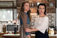 """<p>Darren Star, the creator of <em>Emily in Paris</em>, is also behind this show set in New York's publishing scene. Now coming <a href=""""https://www.oprahmag.com/entertainment/tv-movies/a28511547/younger-tv-land-season-7-premiere-date-trailer-news/"""" rel=""""nofollow noopener"""" target=""""_blank"""" data-ylk=""""slk:onto its seventh and final season"""" class=""""link rapid-noclick-resp"""">onto its seventh and final season</a>, <em>Younger </em>is the story of a woman in her 40s who fudges her age in order to get a new start at her career. The show, which is <a href=""""https://www.amazon.com/dp/B07GDP1BCQ/?tag=syn-yahoo-20&ascsubtag=%5Bartid%7C10072.g.34276761%5Bsrc%7Cyahoo-us"""" rel=""""nofollow noopener"""" target=""""_blank"""" data-ylk=""""slk:based on a novel"""" class=""""link rapid-noclick-resp"""">based on a novel</a>, raises the question: What would it be like to redo your 20s, when you're older and wiser?</p><p><a class=""""link rapid-noclick-resp"""" href=""""https://www.amazon.com/Younger-Season-1/dp/B00TUDCOGQ?tag=syn-yahoo-20&ascsubtag=%5Bartid%7C10072.g.34276761%5Bsrc%7Cyahoo-us"""" rel=""""nofollow noopener"""" target=""""_blank"""" data-ylk=""""slk:Watch Now"""">Watch Now</a></p>"""