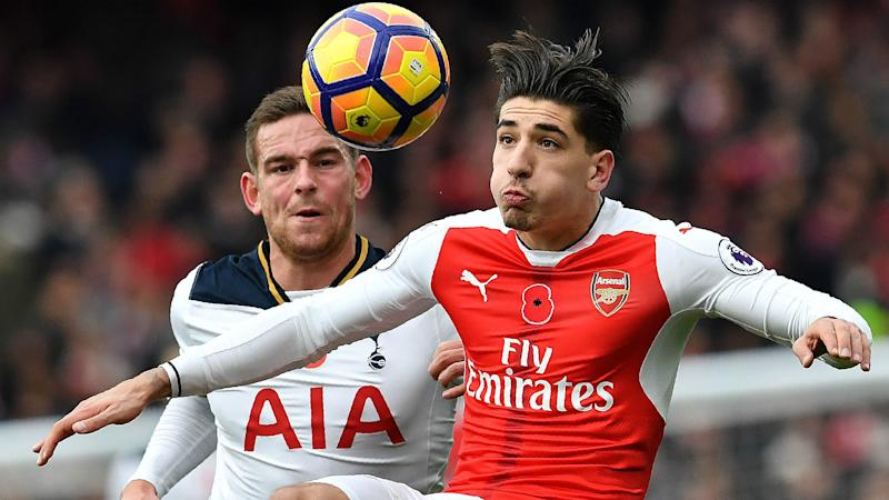 HD Hector Bellerin Arsenal
