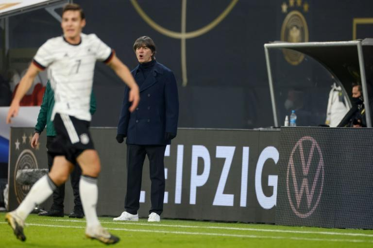 Joachim Loew has urged his Germany stars to take control of their Nations League group