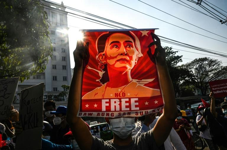 Myanmar's military seized power on February 1, ousting the civilian government and arresting its leader Aung San Suu Kyi